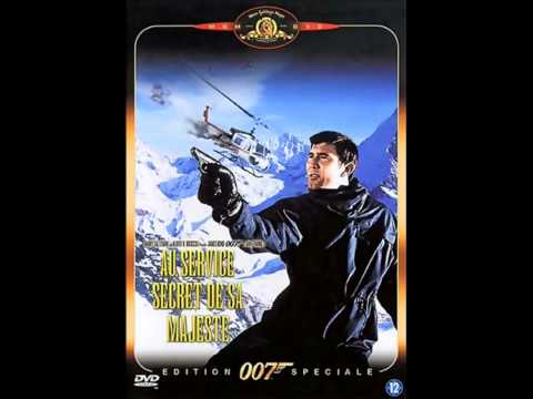 On Her Majesty's Secret Service - Bond Meets the Girls HD