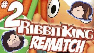 Ribbit King Rematch: Traveling Frog - PART 2 - Game Grumps VS