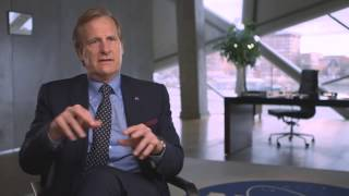 "The Martian: Jeff Daniels ""Teddy Sanders"" Behind the Scenes Movie Interview"