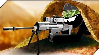 СНАЙПЕР-СТИКМЕН СЕКРЕТНЫЙ АГЕНТ - Stick Squad Sniper Battlegrounds. Андроид игры 2018