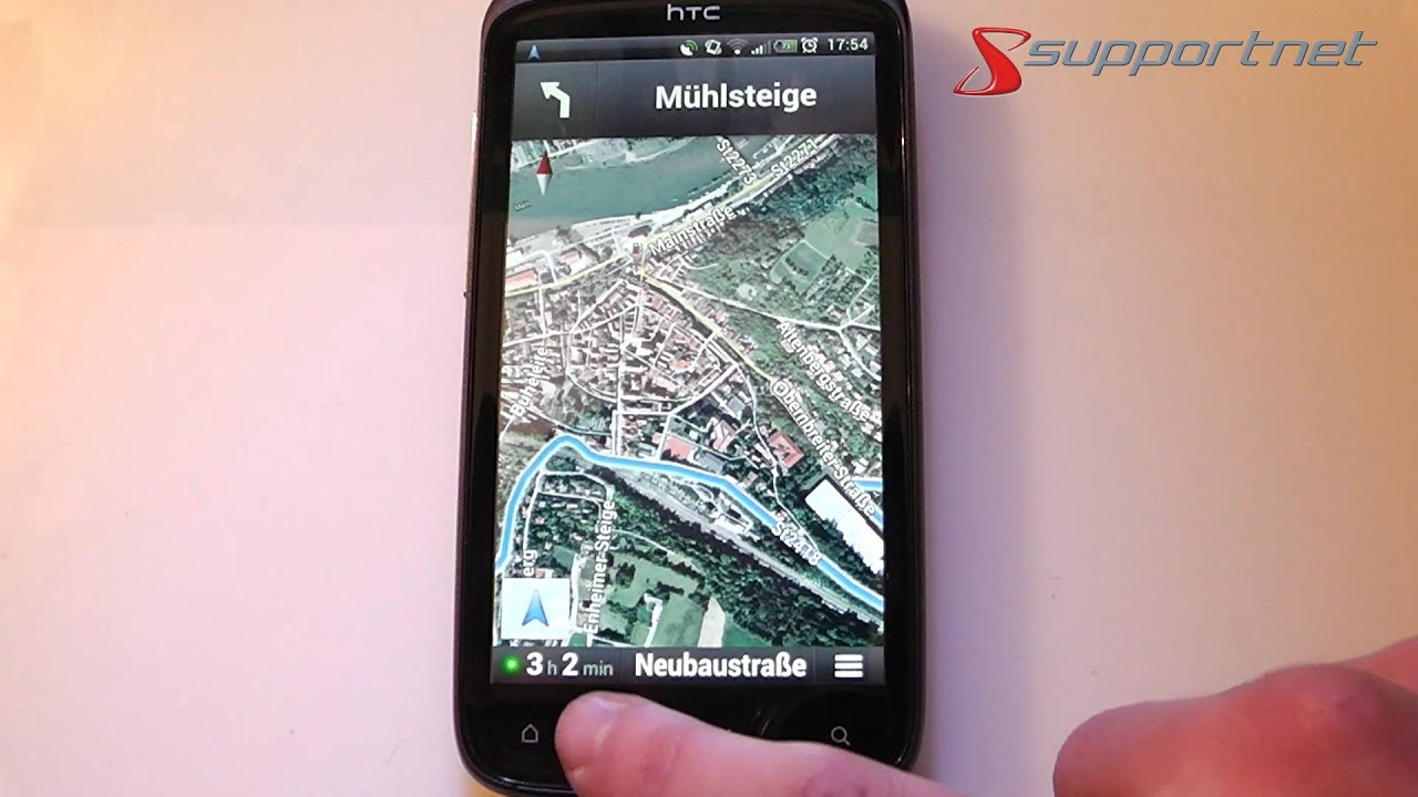 Phone Navigation For Android Phone kostenlose google maps navigation android supportnet tipp
