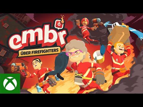 Embr – популярная игра про пожарных теперь доступна и на Xbox