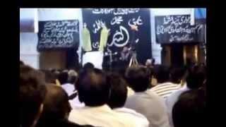 Majlis Hussain Molla Ali Mushkil Kusha