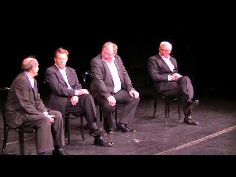 "KWARTET - B. Schaeffer - Teatr STU - reż. Mikołaj Grabowski - CK ""Muza"" - Lubin, 28.12.2012 r."