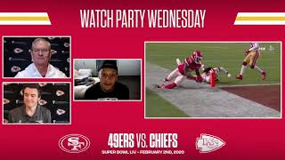 Patrick Mahomes Breaks Down the Final Plays of Super Bowl LIV | Watch Party Wednesday