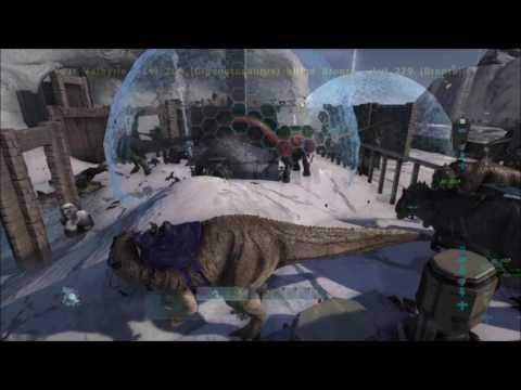Ark Official Server 332 wipe (Faction)