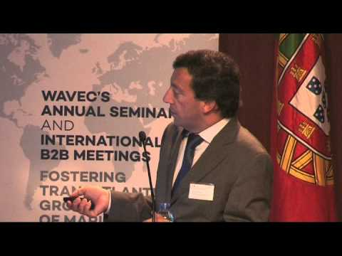 WavEC Annual Seminar 2014 - Panel II: LOGISTIC REQUIREMENTS
