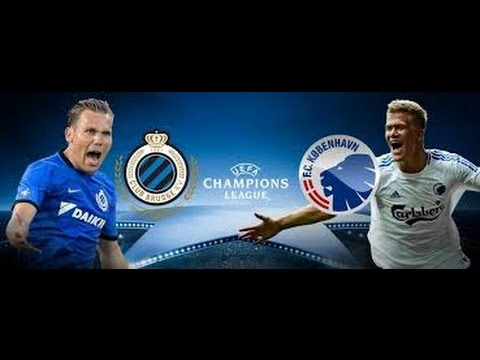 Club Brugge vs Copenhagen 0-2 Hightlights (Champions League) 07/12/16