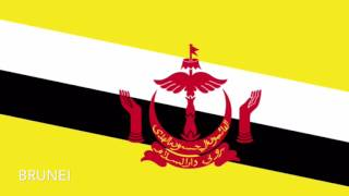 Top 10 toughest National Flags To Draw