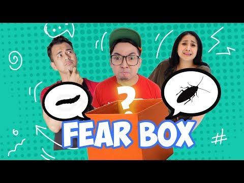 What's in the Box Challenge with Raffi Ahmad n Nagita Slavina