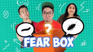 What's in the Box Challenge with Raffi Ahmad n Nagita Slavina
