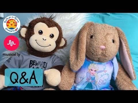 Are We Going To Build A Bear Soon? | Kayla And Mylo Q&A
