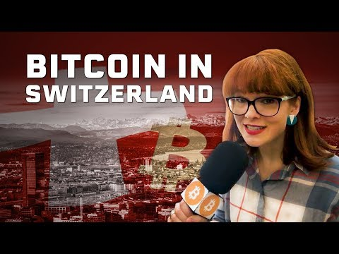 Bitcoin in Switzerland
