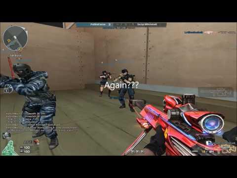 CrossFire PH: CLAN WAR (PART 3) PoliteForce Vs Sn1p3RhUnteR