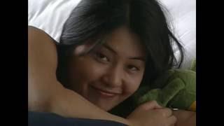 Ichiko shows off her great figure in bed.