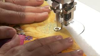 Free Motion Quilt Design: Scribble Stitch Techniques with Cindy Needham | Craftsy Quilting Tutorial