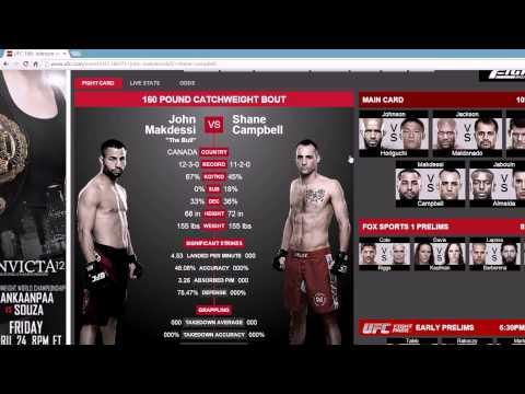 UFC 186 прогноз от карабаса