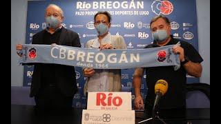Video Incorporación da Dra Luisa Ibáñez ao equipo médico do Leite Río Breogán