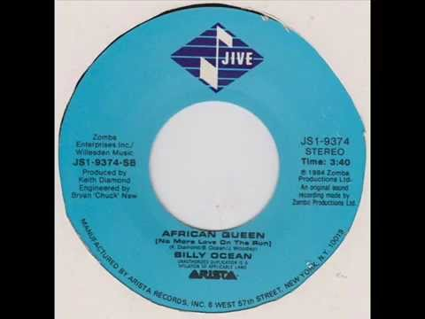 BILLY OCEAN - African queen(No more love on the run) (1984) mp3