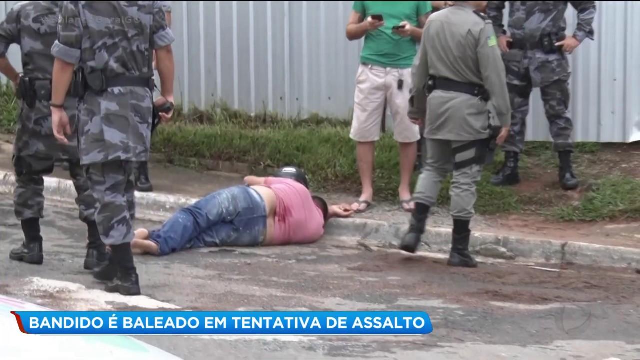Download BANDIDO É BALEADO EM TENTATIVA DE ASSALTO