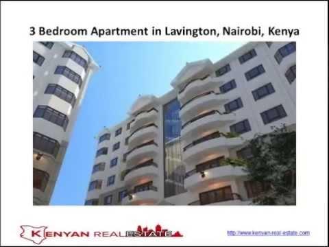 3 Bedroom Apartment in Lavington, Nairobi, Kenya