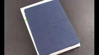 Gambar cover Moshi Versacover Case For The iPad Air Unboxing & Review