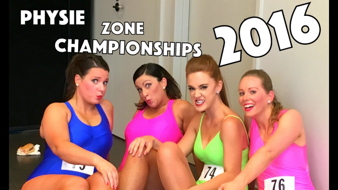 physie zone championships 2016