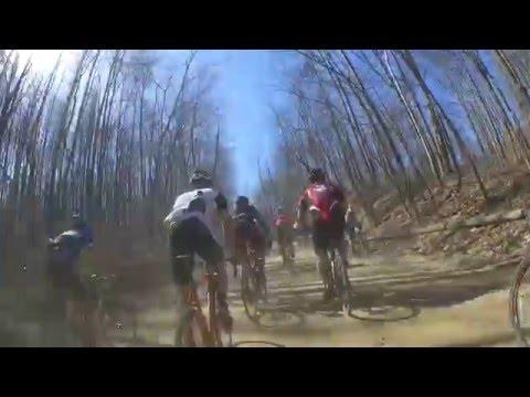 Barry-Roubaix 2016 Gravel Road Race. Hastings, Michigan. Part 3