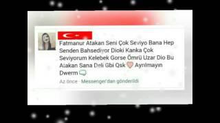 Gambar cover Fatma Nur Seni çok Seviyorum :) Be