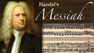 Messiah -George Frideric Handel-Let all the angels of God worship Him-Bekhit Fahim