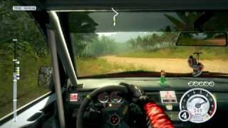 Dirt2_MALAYSIA Ladang-long.(랜서에볼IX) No BRAKE cockpit view-play.avi