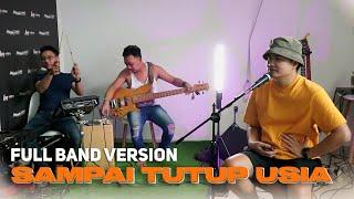 Sampai Tutup Usia - Angga Candra | Full Band Version (REHEARSAL)