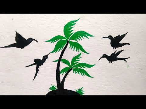 Easy Wall Painting Ideas Diy Wall Art Best Wall Decoration Ideas Painting With Oil Paints