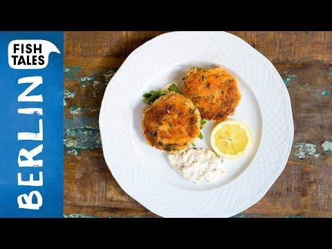 SALMON Fish Cakes | Bart Van Olphen