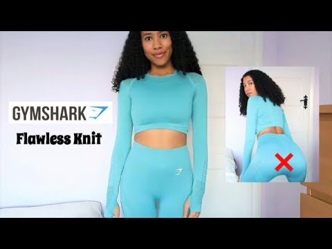 9bc620402078cf Gymshark Flawless Knit Review // Try on Haul - YouTube