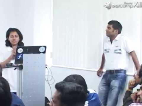 Barcamp Bangalore 13 : Expose your data