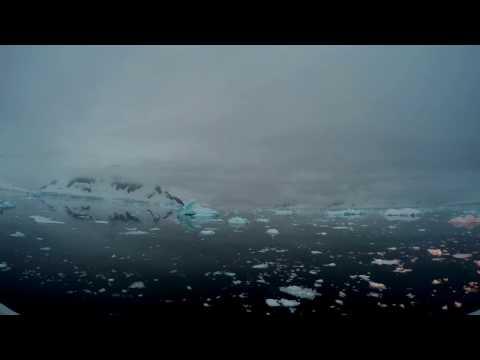 Antarctica - Paradise Bay - Argentinian Base - Polar Pioneer Timelapse