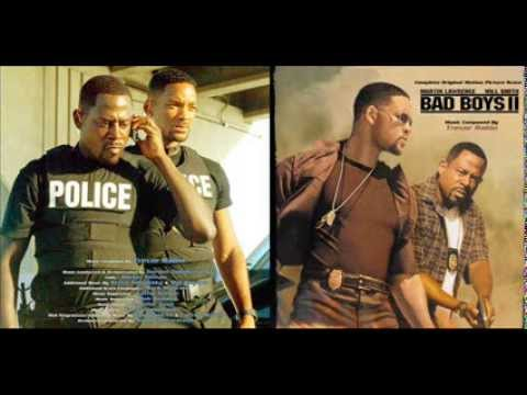 Bad Boys II Soundtrack - Trevor Rabin - OST (complete)‏‏