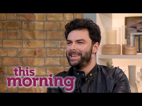 Poldark's Aidan Turner Describes A Troublesome Shoot | This Morning
