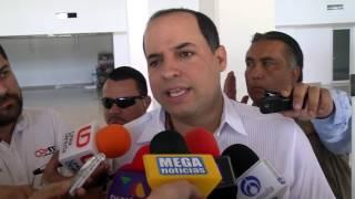 Supervisa el Pdte  Mpal  Arturo Duarte García, Remodelación de la  Biblioteca Morelos
