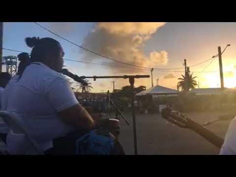 30th Annual Guam Micronesia Island Fair: opening cermonies