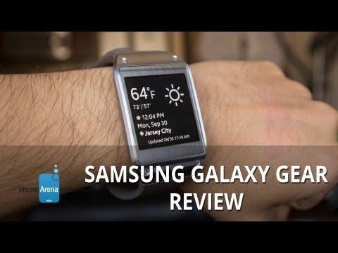 Samsung Galaxy Gear Review