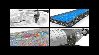 Решения Dassault Systemes для проектирования изделий из композиционных материалов
