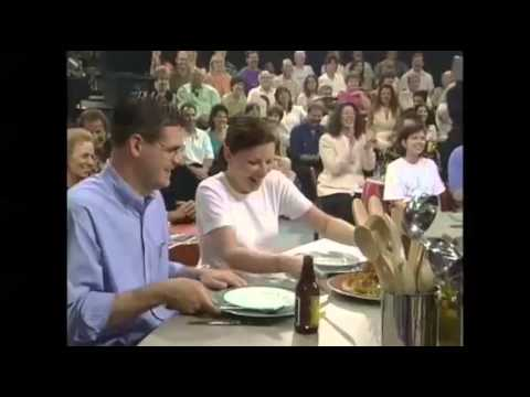 Lauren Lane on Emeril Live 1997
