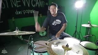 House Of Pain - Jump Around (Drum Cover by Fany Dupex)