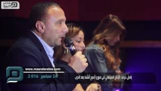 مصر العربية | باسل خياط: الإنتاج السينمائي فى سوريا أصبح أنشط بعد الحرب