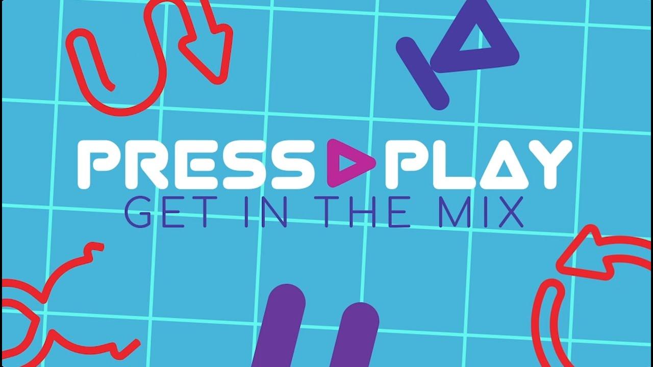 Press Play Part 2 (July 10) / LB Kids (K-4)