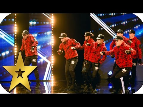 Black Diamonds | Audições PGM 02 | Got Talent Portugal 2017