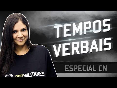 Semana Especial CN | Tempos verbais | Inglês | Profª. Carol Maximo