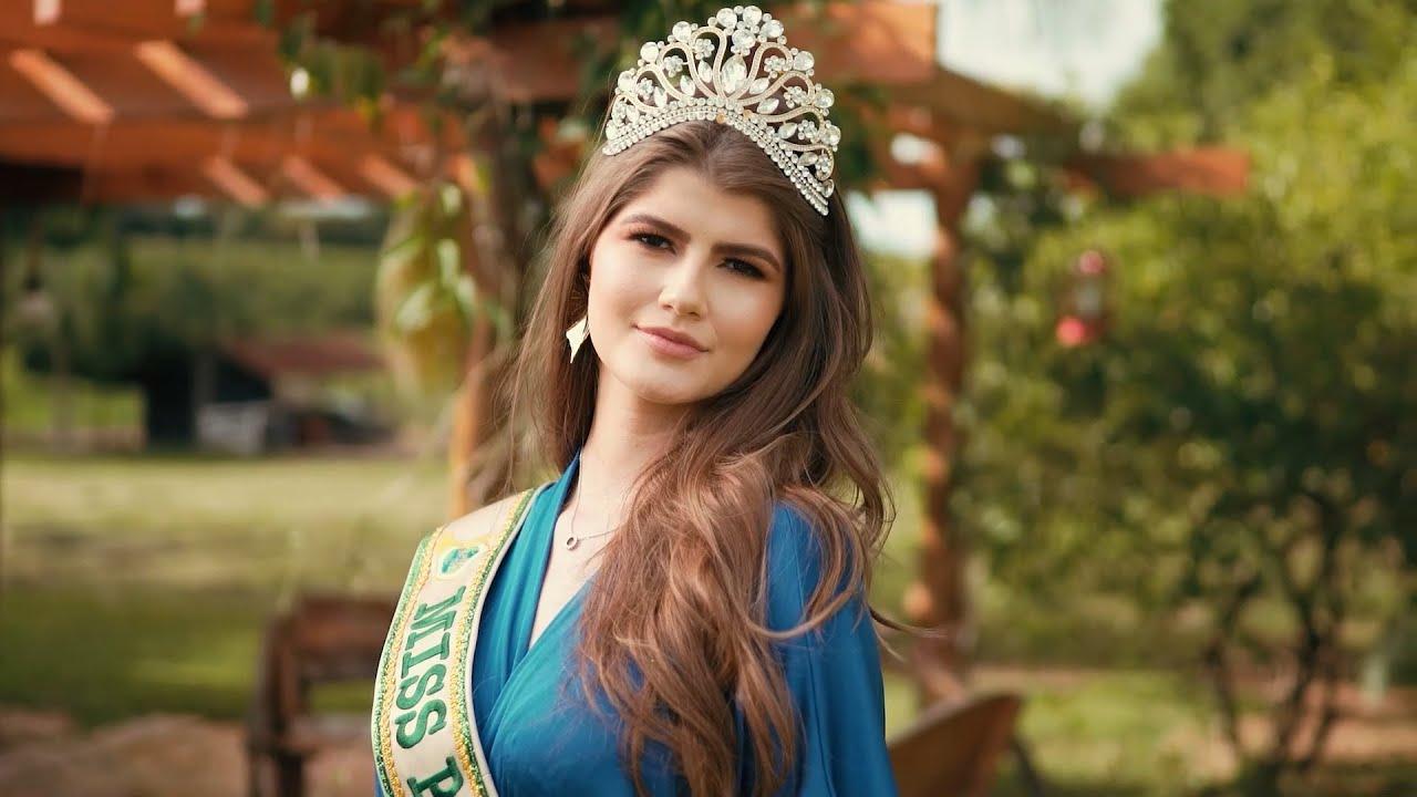 EDUARDA CREVELARO - MISS PARANA TEEN 2020  (Promo Miss Brasil Teen 2021)